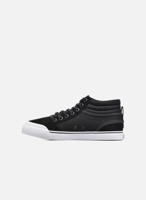 Baskets DC Shoes Evan Hi B Noir vue face