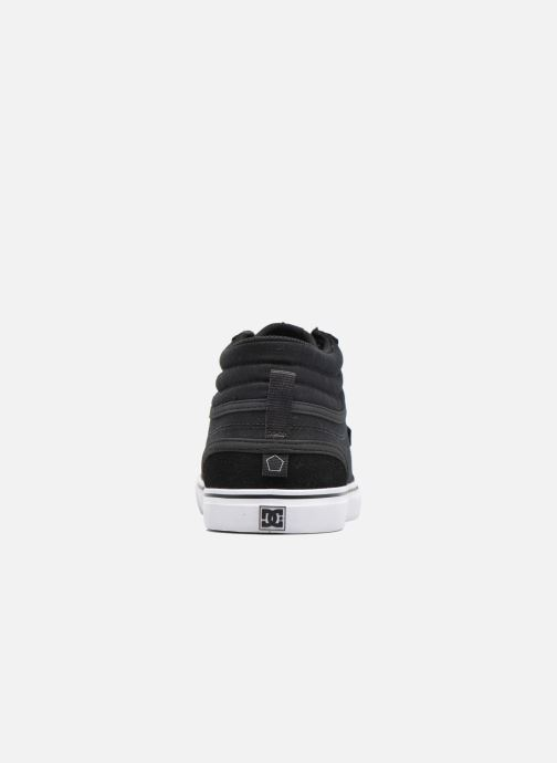 Trainers DC Shoes Evan Hi B Black view from the right