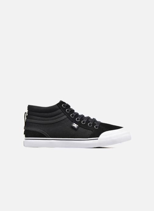 Deportivas DC Shoes Evan Hi B Negro vistra trasera