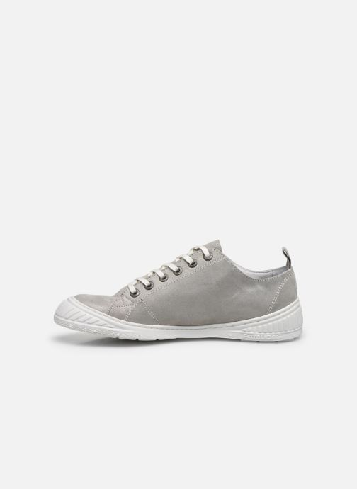 Sneakers Pataugas RockM Argento immagine frontale