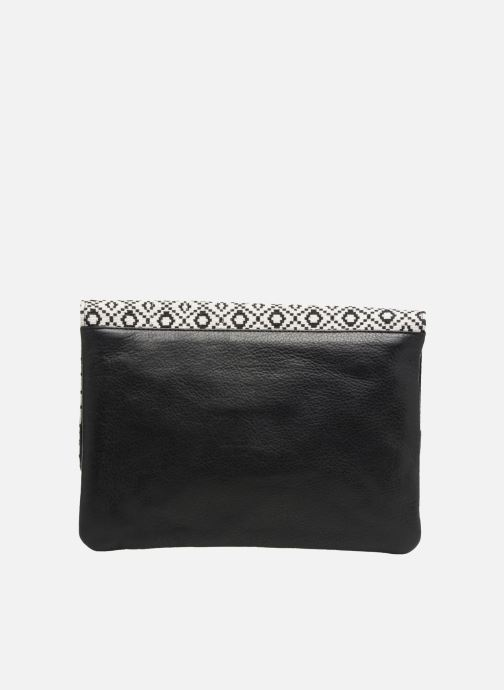 Clutch bags COSMOPARIS Sac-Kobi Black front view