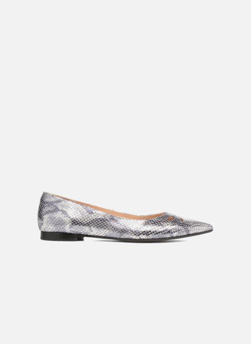 Ballerinaer Made by SARENZA Vegas Lipstick #5 Sølv detaljeret billede af skoene