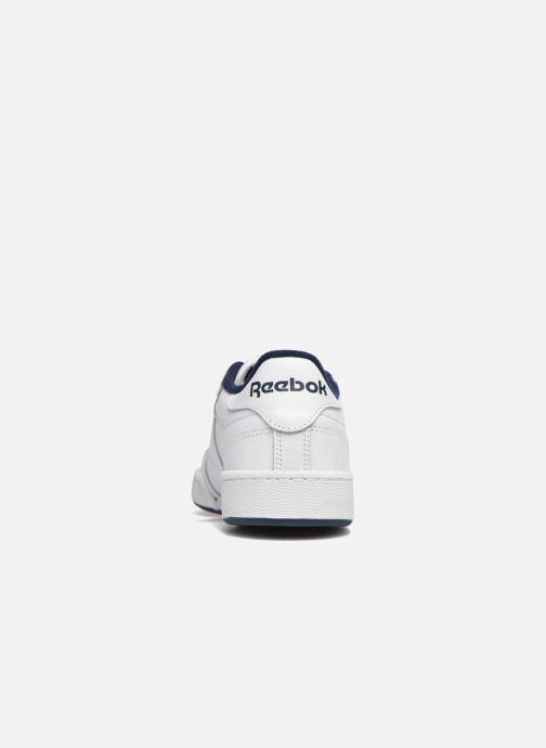 Sneaker Reebok Club C 85 weiß ansicht von rechts