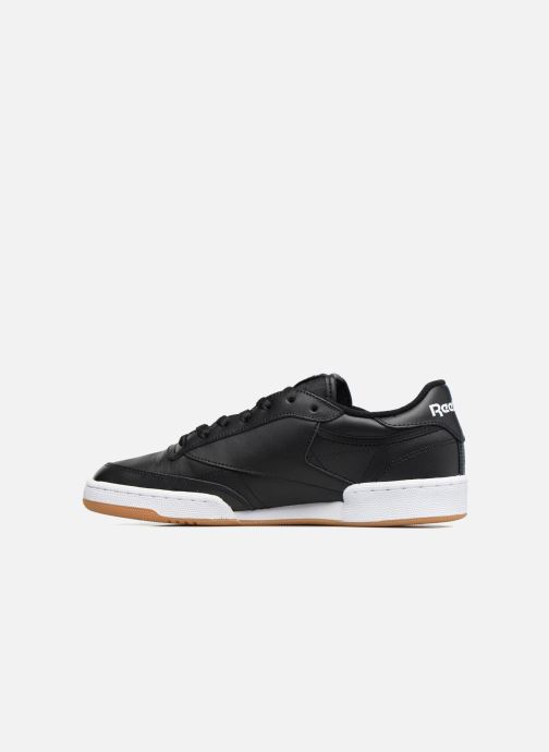 Sneakers Reebok Club C 85 Nero immagine frontale