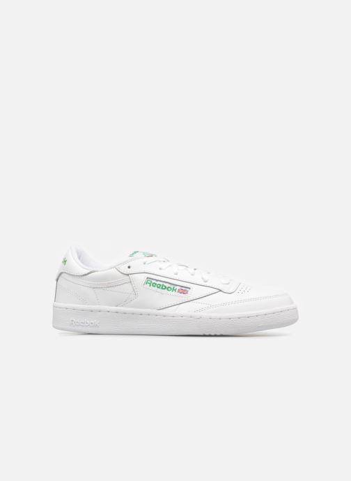 Sneakers Reebok Club C 85 Wit achterkant
