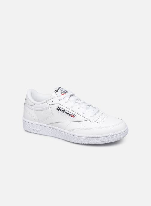 Sneakers Reebok Club C 85 Wit detail