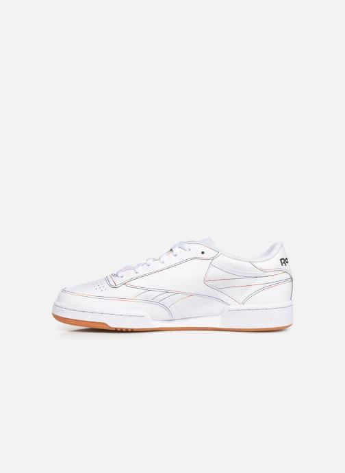 Sneakers Reebok Club C 85 Wit voorkant