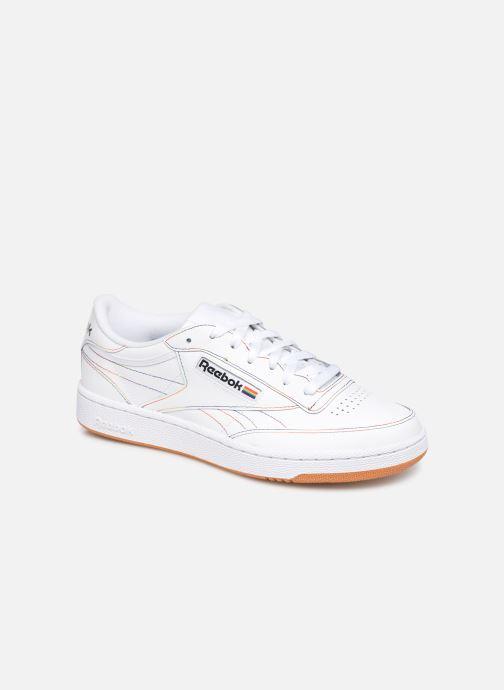 Sneaker Reebok Club C 85 weiß detaillierte ansicht/modell