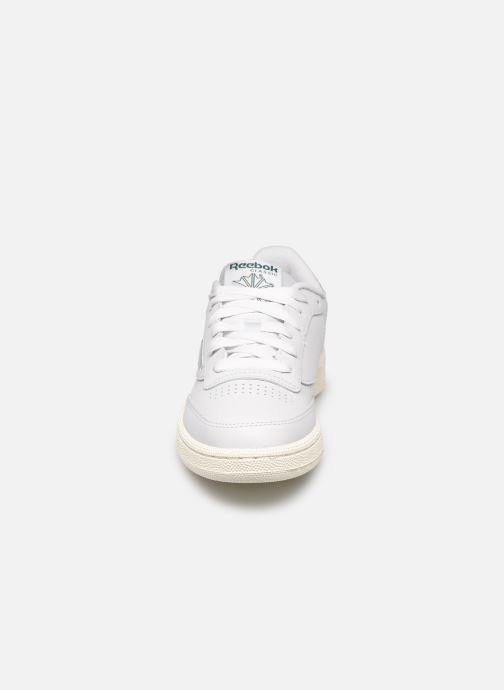Sneakers Reebok Club C 85 Hvid se skoene på