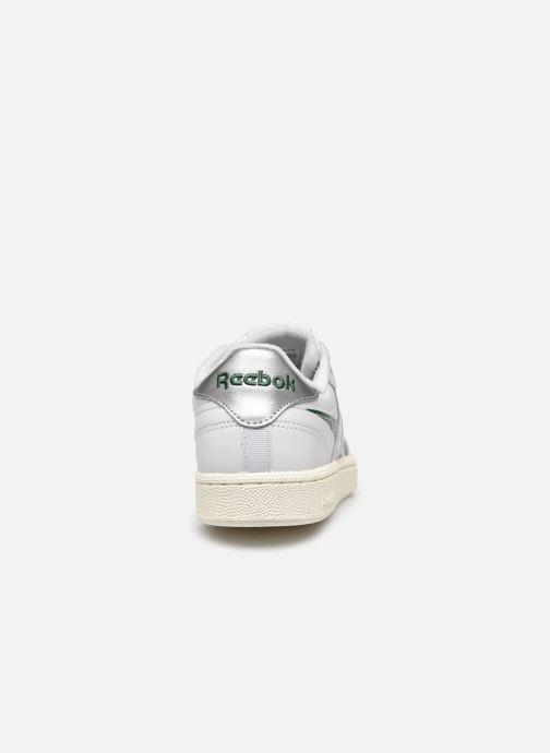 Sneakers Reebok Club C 85 Bianco immagine destra