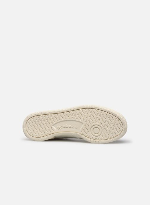 Trainers Reebok Club C 85 White view from above