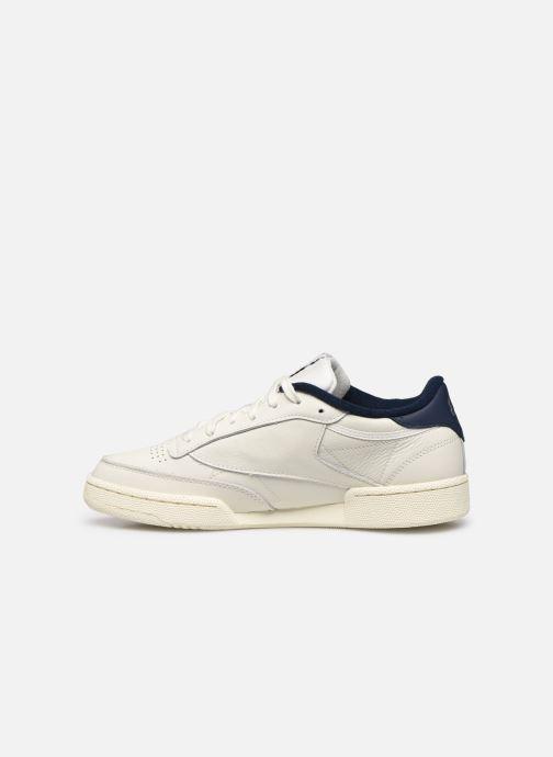 Sneakers Reebok Club C 85 Bianco immagine frontale