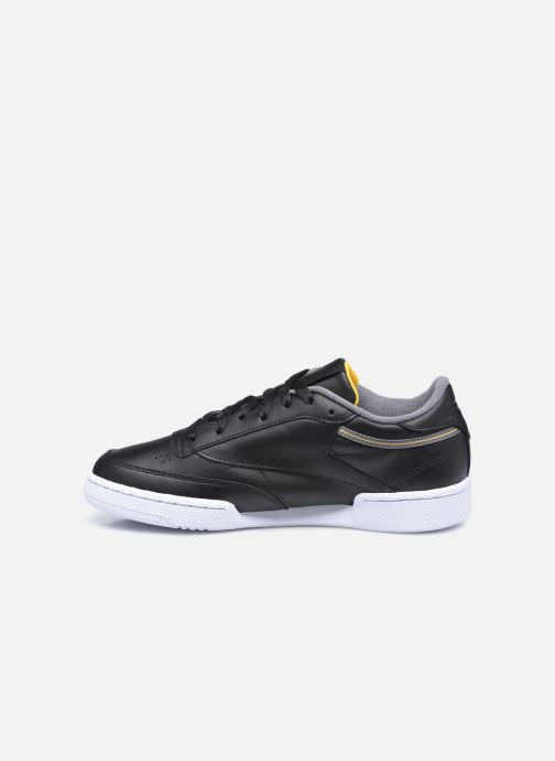 Baskets Reebok Club C 85 Noir vue face