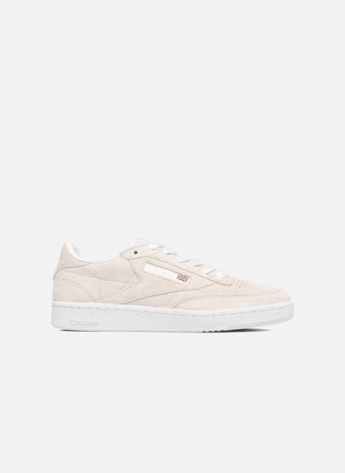 Sneakers Reebok CLUB C 85 Hip Hop Beige achterkant