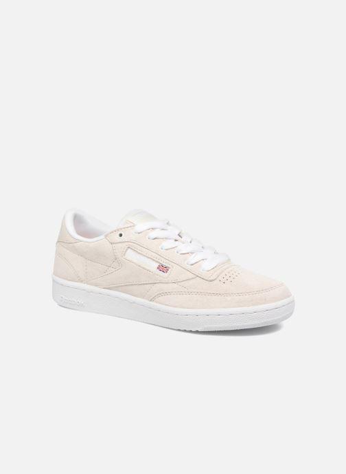 Sneakers Reebok CLUB C 85 Hip Hop Beige detail