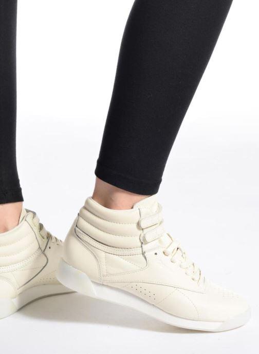 Sneakers Reebok F/S Hi Face 35 Bianco immagine dal basso