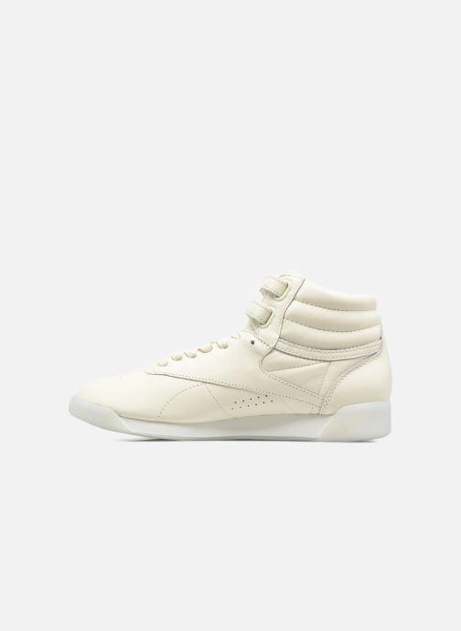Sneakers Reebok F/S Hi Face 35 Bianco immagine frontale