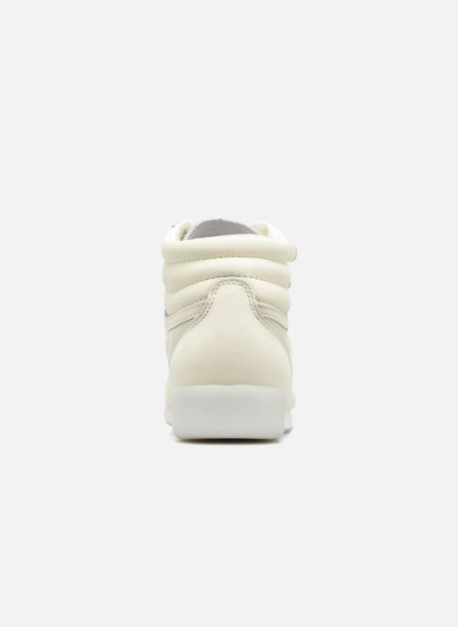 Sneakers Reebok F/S Hi Face 35 Bianco immagine posteriore