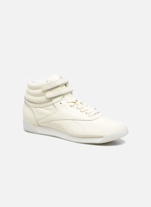 Trainers Reebok F/S Hi Face 35 White detailed view/ Pair view