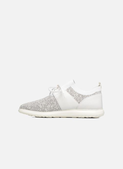 Trainers What For Daisy White front view