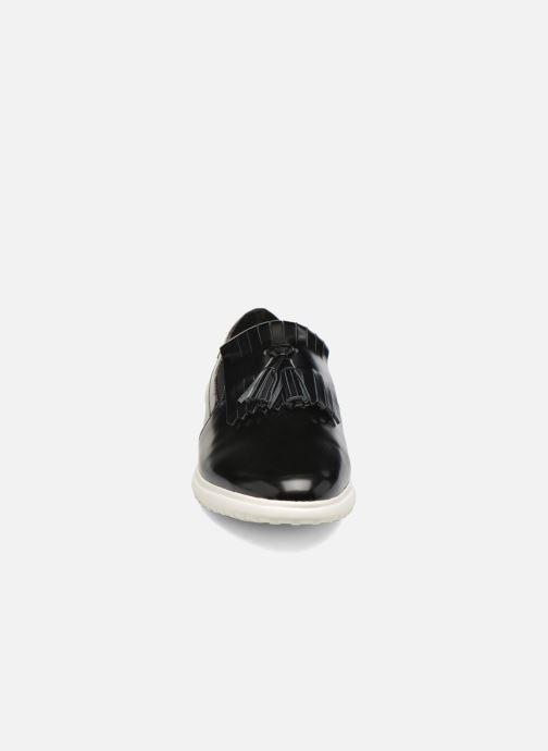 Slipper What For Poppy schwarz schuhe getragen