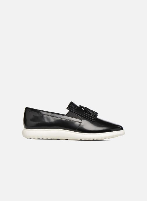 Mocassins What For Poppy Zwart achterkant