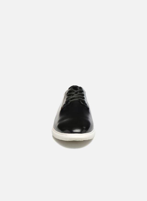Zapatos con cordones What For Iris Negro vista del modelo