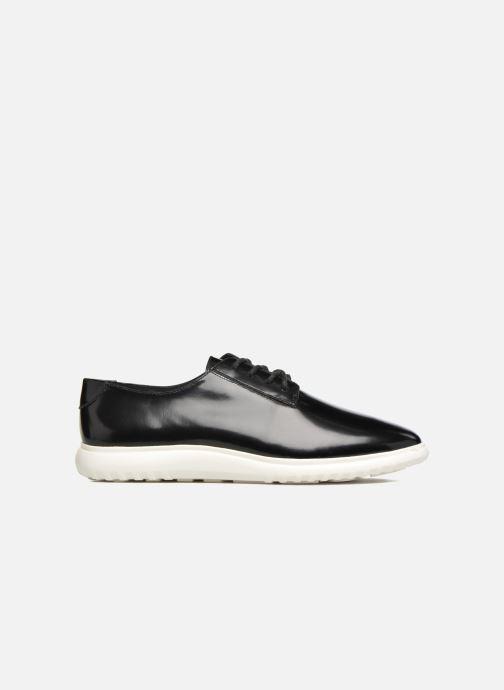 Zapatos con cordones What For Iris Negro vistra trasera