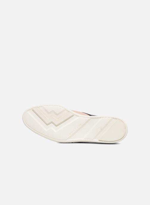Zapatos con cordones What For Lily Negro vista de arriba