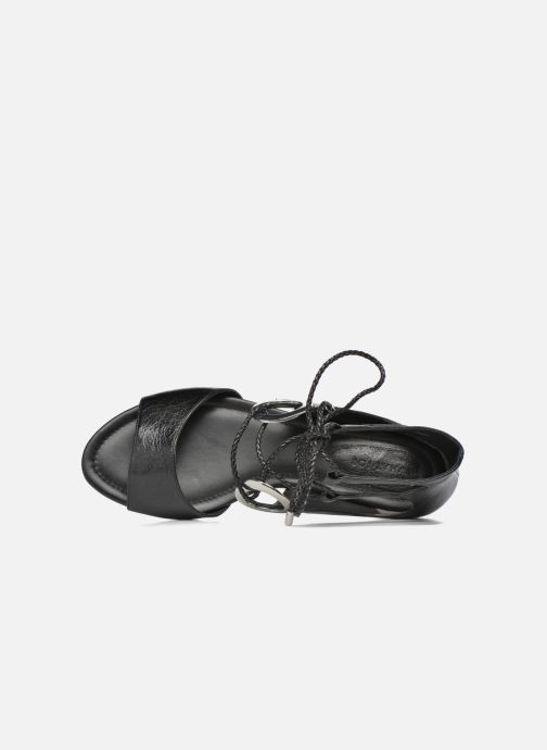 What Nu Et Primrose pieds Chez noir For Sandales PqPRwxUAv