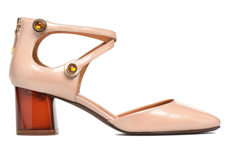 Zapatos de tacón What For Clover Rosa vistra trasera