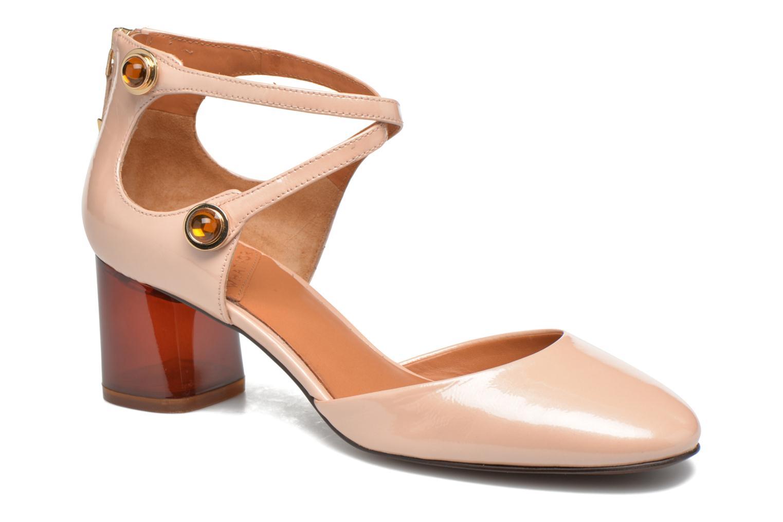 Zapatos de tacón What For Clover Rosa vista de detalle / par