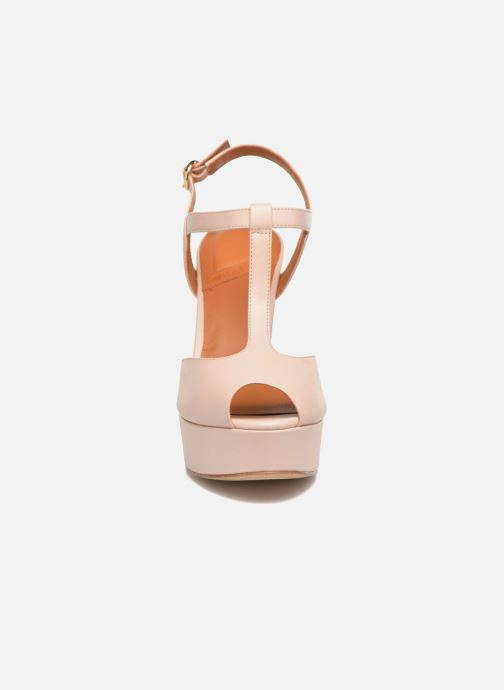 Dahlia Et Sandales pieds Nu For What Chez beige Bw7P45q