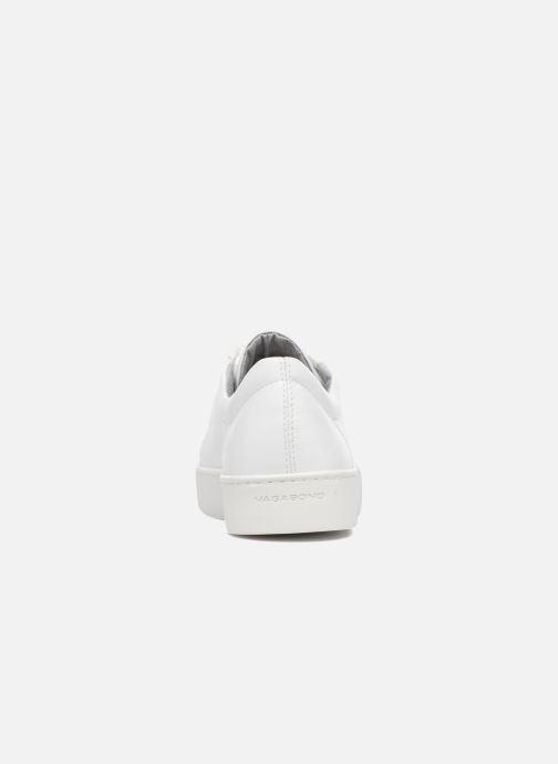 Deportivas Vagabond Shoemakers ZOE 4326-001 Blanco vista lateral derecha