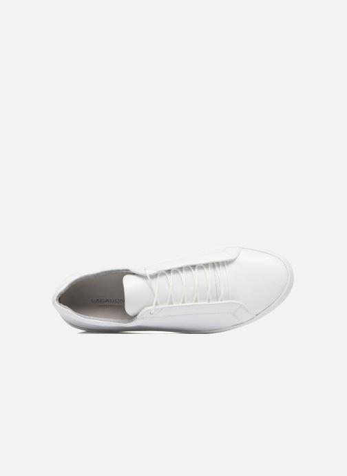 Deportivas Vagabond Shoemakers ZOE 4326-001 Blanco vista lateral izquierda