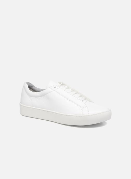 Deportivas Vagabond Shoemakers ZOE 4326-001 Blanco vista de detalle / par