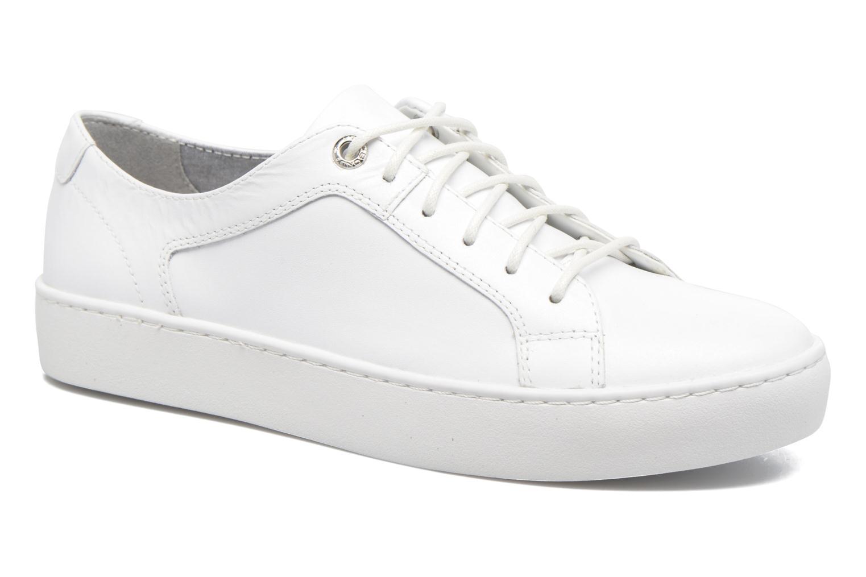 Baskets Vagabond Shoemakers ZOE 4326-101 Blanc vue détail/paire
