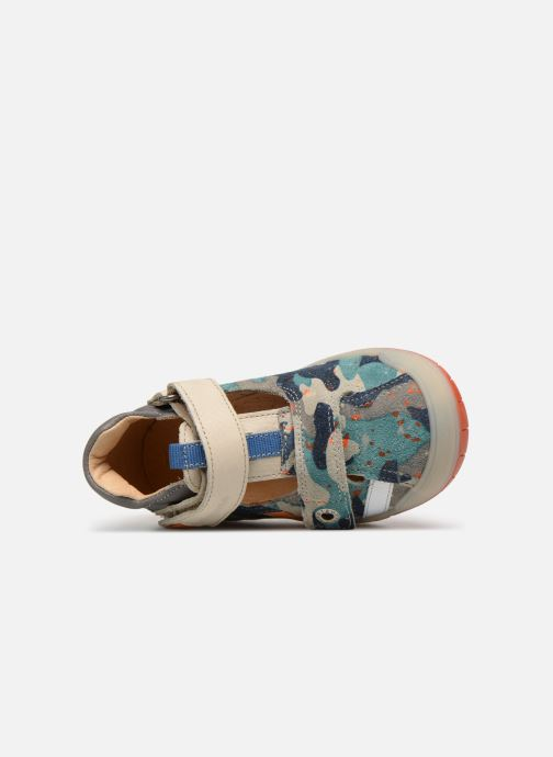 Summer boots Babybotte Steppe Multicolor view from the left