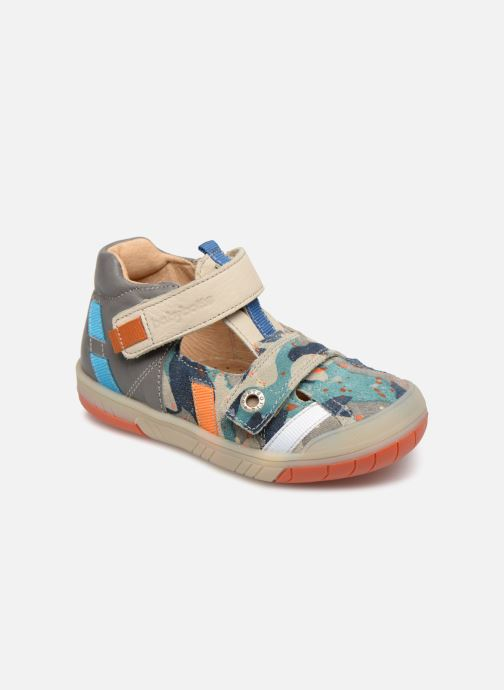 Summer boots Babybotte Steppe Multicolor detailed view/ Pair view