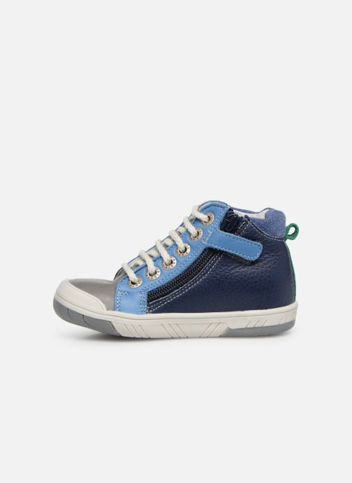 Trainers Babybotte Artistreet Blue front view
