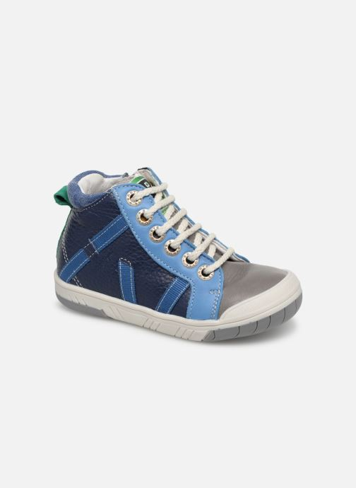 Trainers Babybotte Artistreet Blue detailed view/ Pair view