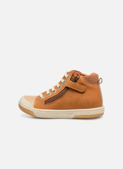 Trainers Babybotte Artistreet Brown front view