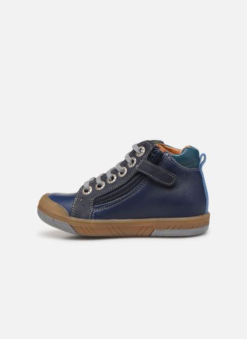 Sneaker Babybotte Artistreet blau ansicht von vorne