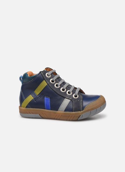 Sneaker Babybotte Artistreet blau ansicht von hinten