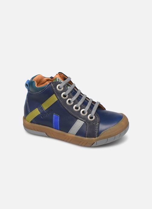 Sneakers Babybotte Artistreet Blauw detail