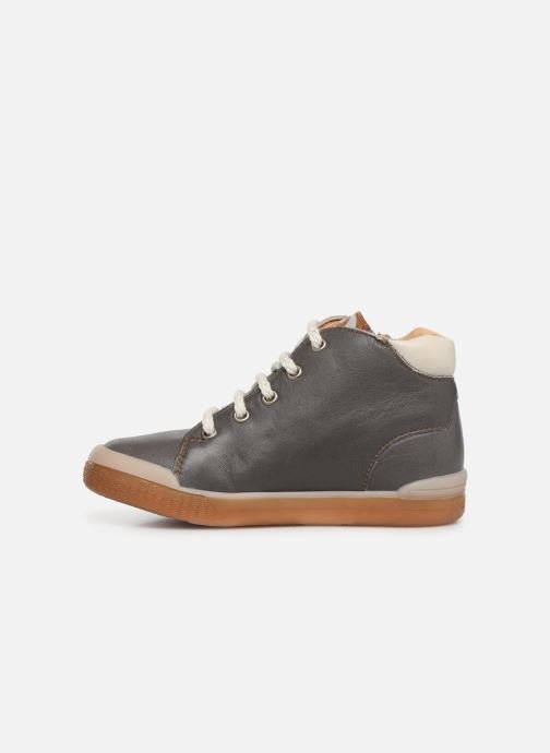 Trainers Babybotte B3 Lacet Grey front view