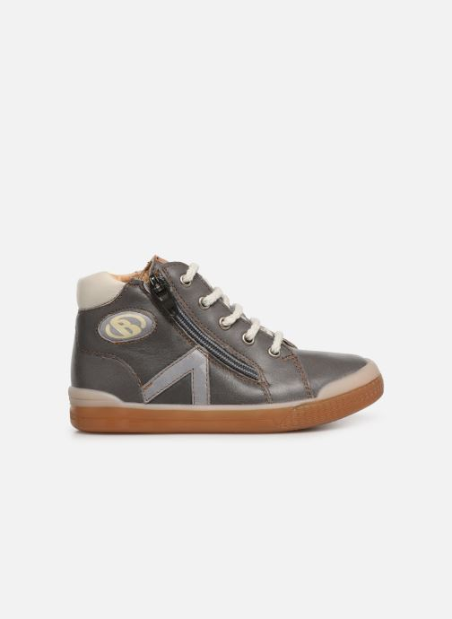 Trainers Babybotte B3 Lacet Grey back view