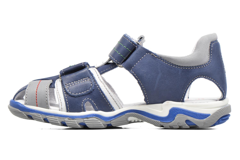 Sandalen Babybotte Karter Blauw voorkant