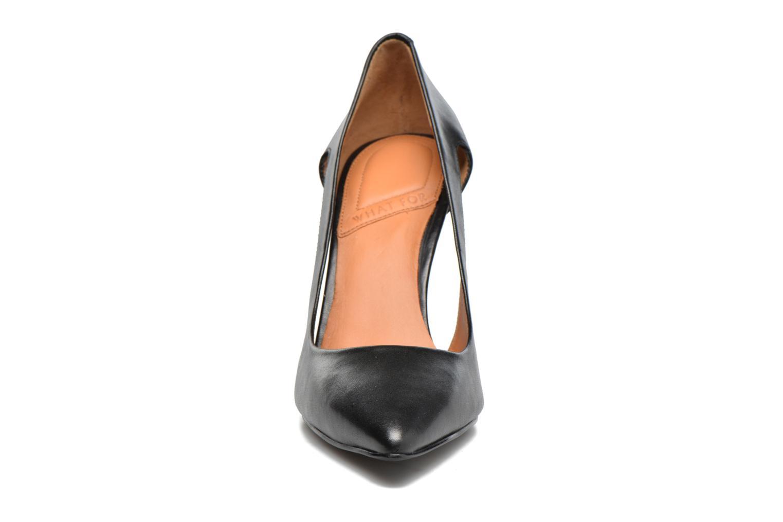 Escarpins What For Nebula Noir vue portées chaussures