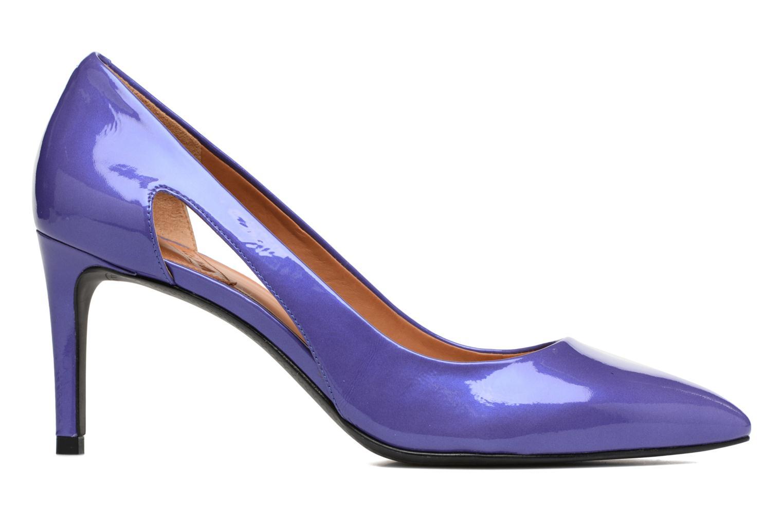 Zapatos de tacón What For Cosmos Azul vistra trasera